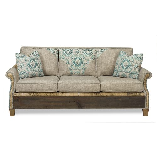 Norfolk Sofa Reclaimed Barn Wood - Sophie 6092420-SF