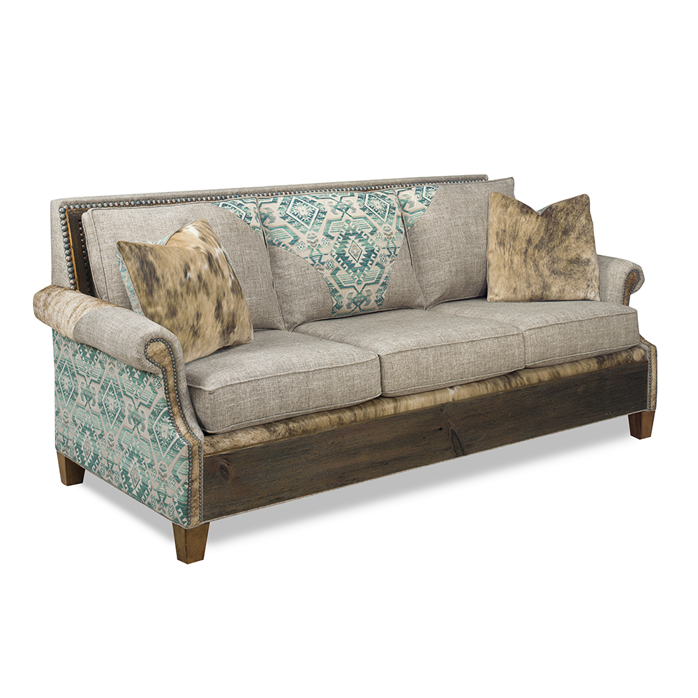 Norfolk Sofa Reclaimed Barn Wood