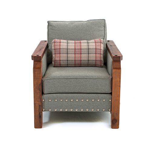 Heritage Reclaimed Barn Wood Chair - Serene 638390-C