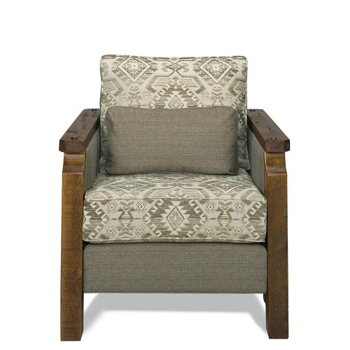 Heritage Reclaimed Barn Wood Chair - Manhattan 638390-C