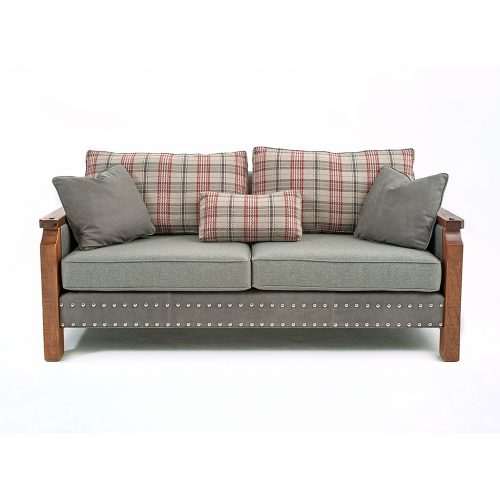 Heritage Reclaimed Barn Wood Sofa - Serene 638390