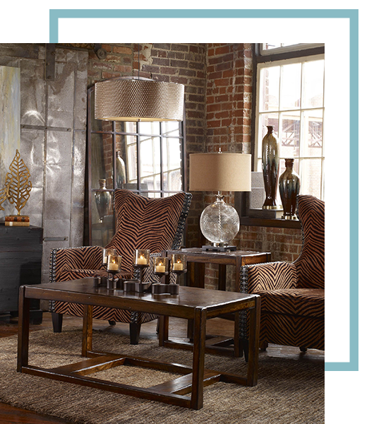 Living Room Home Decor Tulsa