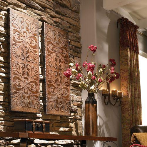 Alexia Panels Wall Decor 13643