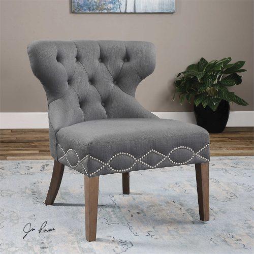 Shafira, Armless Chair 23241