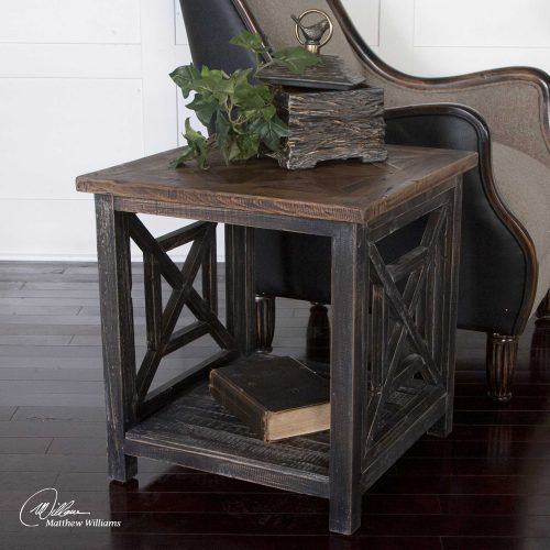 Spiro End Table Accent Tables 24263