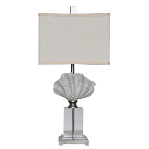 """Crystal Beach Table Lamp 28.5""""Ht CVABS682"""