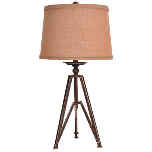 Tripod Table Lamp CVAER452
