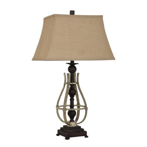 Braxton Table Lamp CVAER681