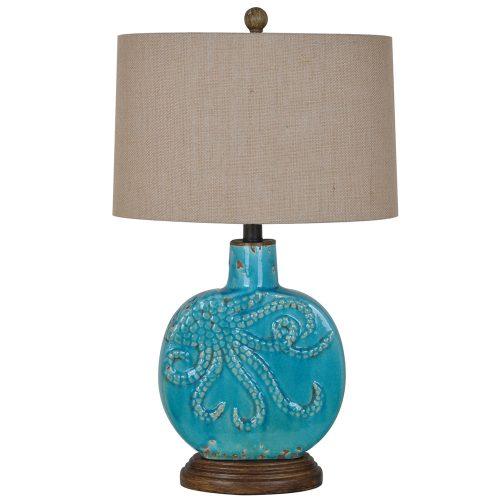 Deep Ocean Table Lamp CVAP1725