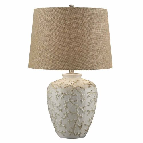 Sand Coral Table Lamp CVAP1796