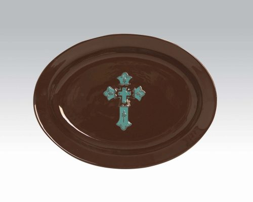 Cross Serving Plate DI3182SP