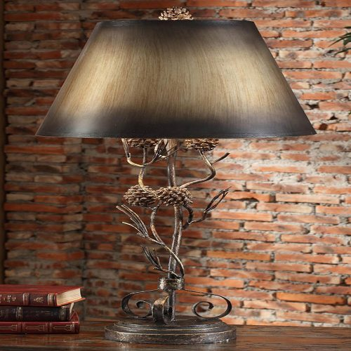 Iron Twig Table Lamp CIAER100