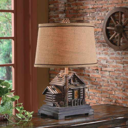 Homestead Table Lamp CIAUP506
