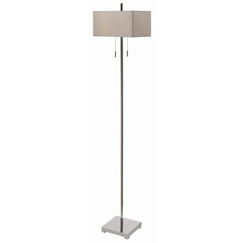 Orlo Twin Light Floor Lamp CVACR167