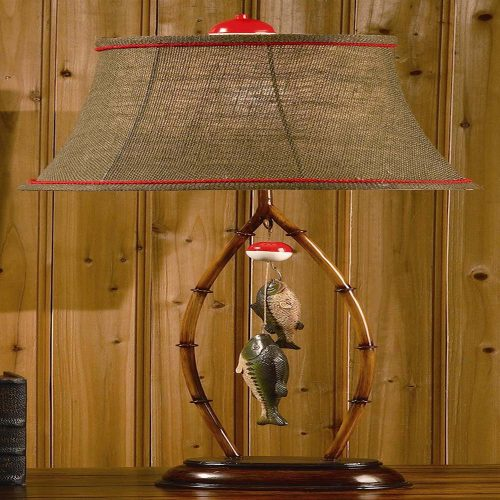 Fish Creek Table Lamp CVARP777