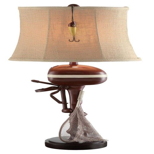 Motor Boating Table Lamp CVATP159