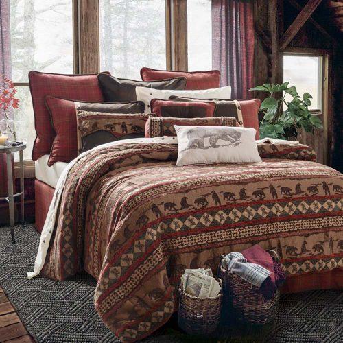 Cascade Lodge Bedding LG1845-SK-OC