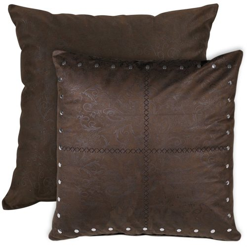 Tucson Chocolate Faux Leather WS4078ES