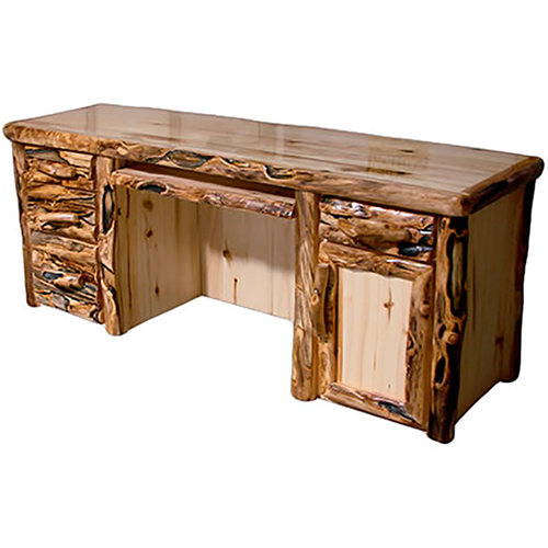 aspen log desk