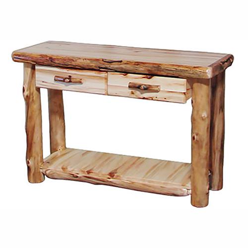 aspen sofa table
