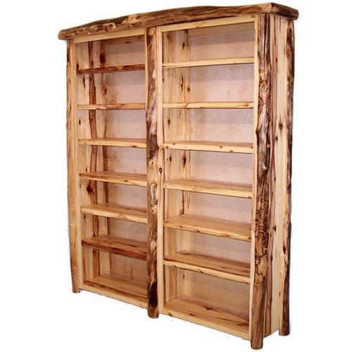 aspen bookshelf
