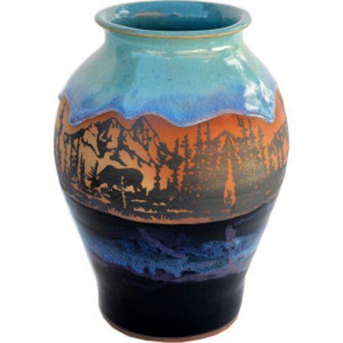 Moosewrap Medium Neck Vase 164Moosewrap