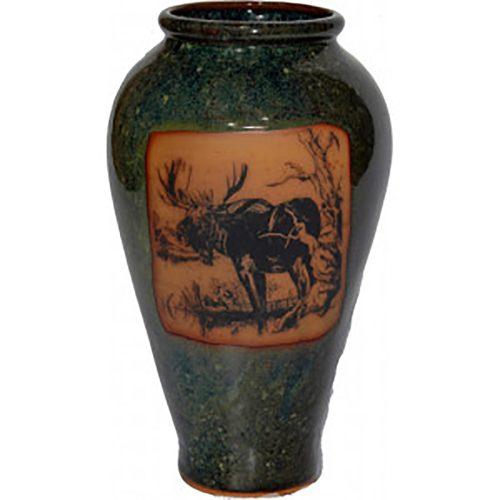Moose Slender Vase 165Moose