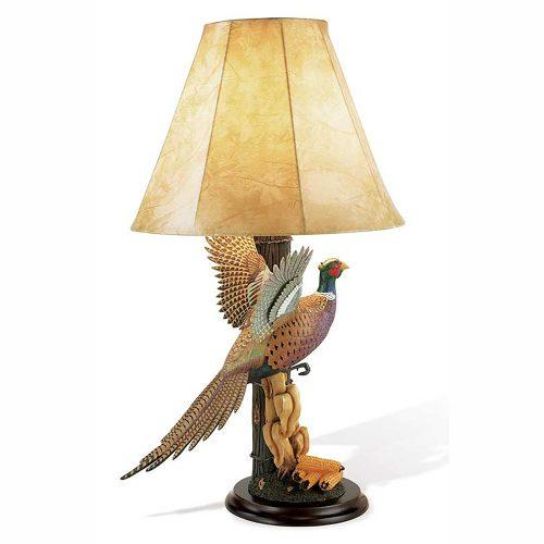 Flying Pheasant Table Lamp 6538406319