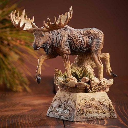 Ambler - Moose Sculpture 6567775468