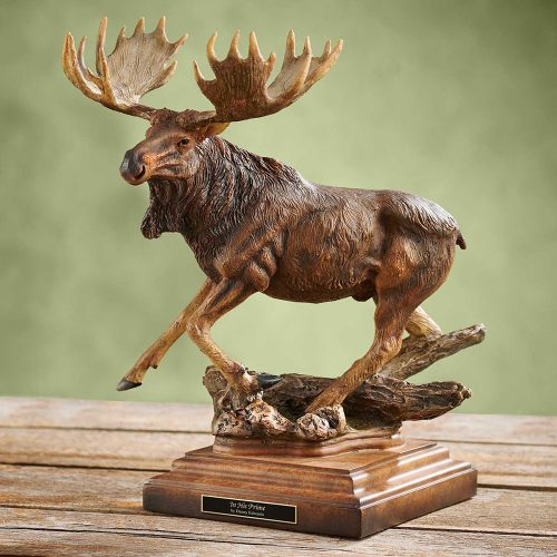 In His Prime - Moose Sculpture 6567733268