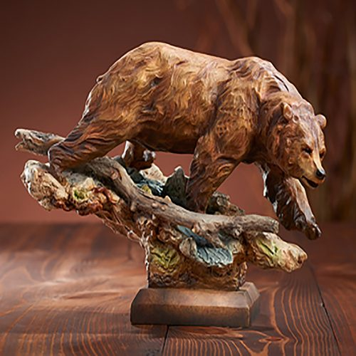 Taking the Lead - Bear Sculpture 6567732475