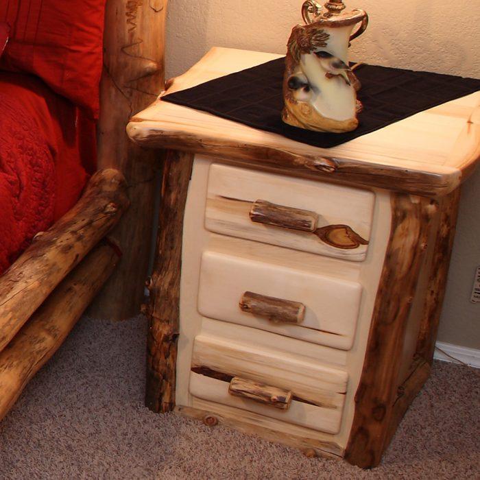 aspen nightstand