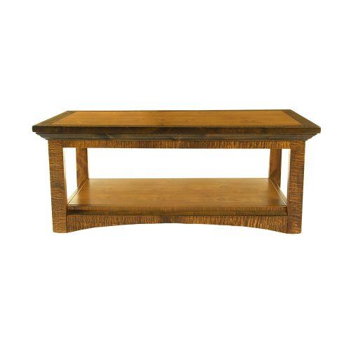 Chesapeake Reclaimed Barn Wood Coffee Table 47215