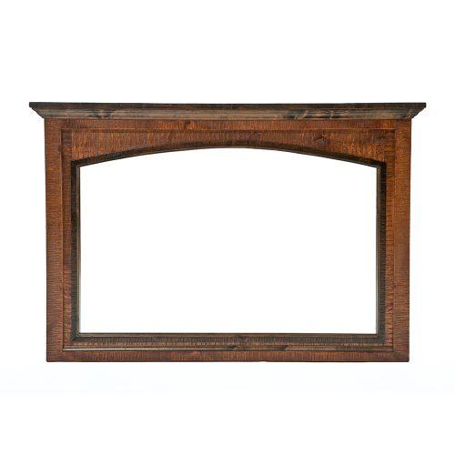Chesapeake Reclaimed Barn Wood Dresser Mirror 47410