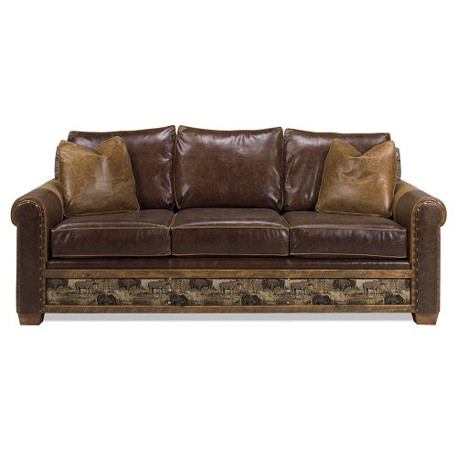 Remington Open Sofa – Apache 6071410-SF Apache