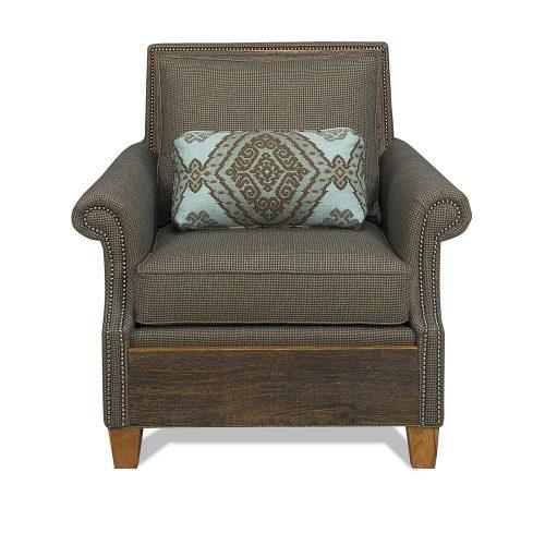 Norfolk Reclaimed Barn Wood Chair-Mist 6592420-C-Mist
