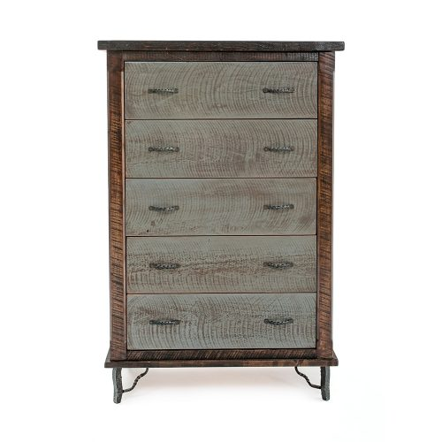 Hill Country 5 Drawer Chest 36423