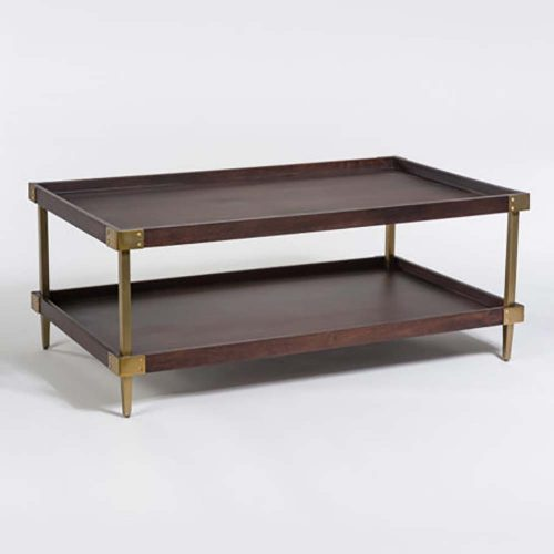 Avenue Coffee Table AT9327-WLT/ABF
