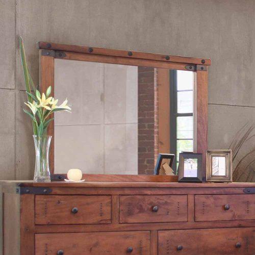 Parota II Urban Rustic Mirror IFD867MIRR