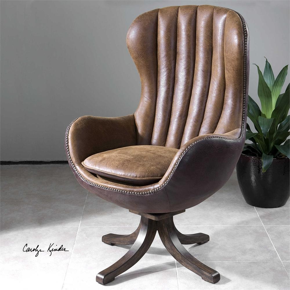 Garrett, Swivel Chair 23268