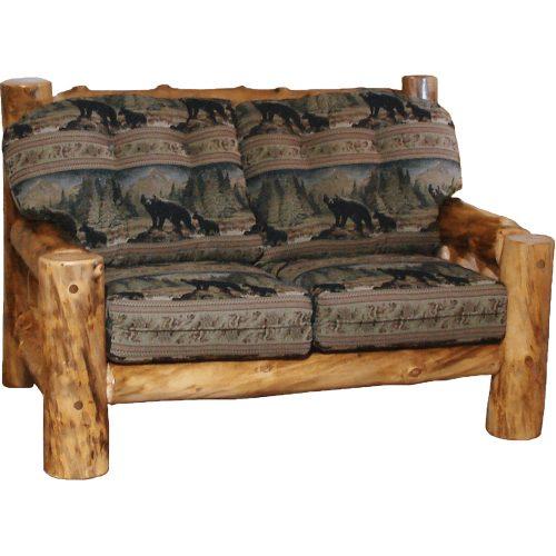 Aspen Log Frame Sofa HOF-ALL-SOFA