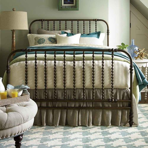 The Guest Room Bed