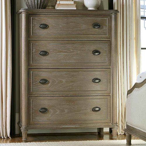 Devon 4 Drawer Chest