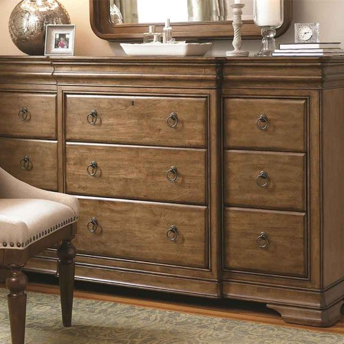 New Lou 12 Drawer Dresser