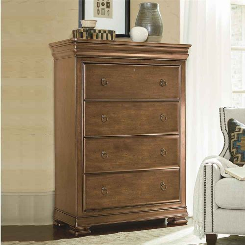 New Lou 4 Drawer Chest