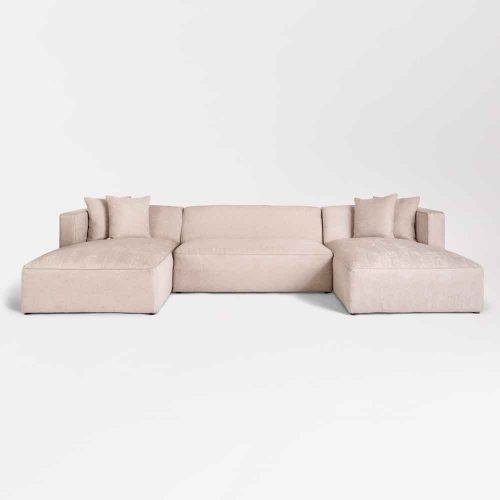 Haven U-shape Sectional AT10313-CNT