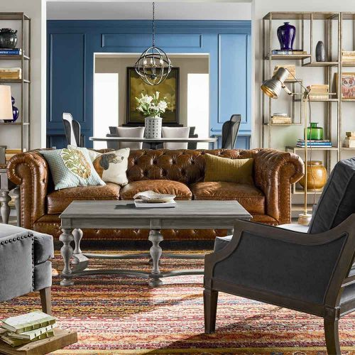 Crosspoint Accent Chair 530515-200