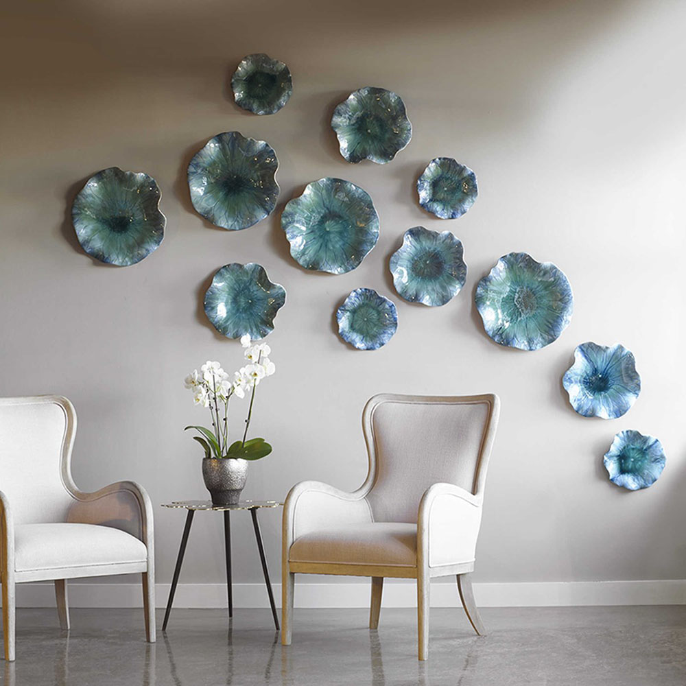 Abella Ceramic Wall Decor S 3