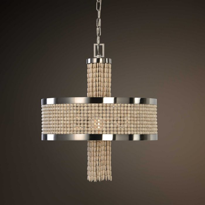 Magnesite 3 Light Chandelier
