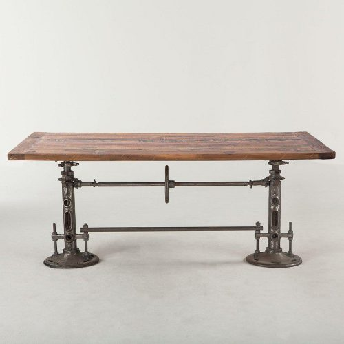 Vintage Adjustable Dining Table